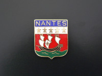 Badge Nantes FALUCHES - INSIGNES - CALOTS Stadium